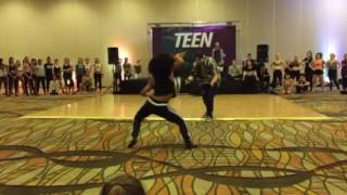 Paula Abdul- Cold Hearted Snake choreography by Blake McGrath