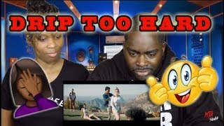 "LIL BABY X GUNNA ""DRIP TOO HARD"" (REACTION)"
