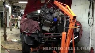 2002 dodge ram 1500 engine swap 4 7l part 1 ericthecarguy