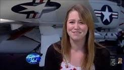 Jane Carrey American Idol Audition