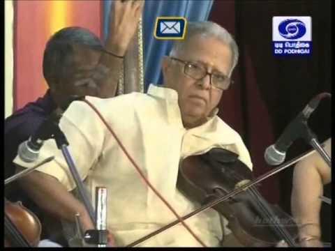 T N Krishnan Violin 05 Ragamalika Theeratha vilayattu pillai S Bharathiar