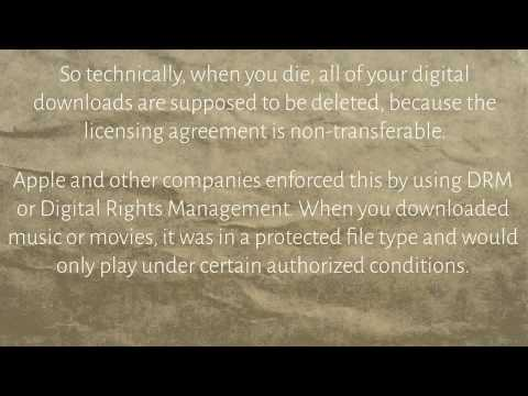 Digital Assets vs Physical Assets. The law doesn't look at both of them equally.