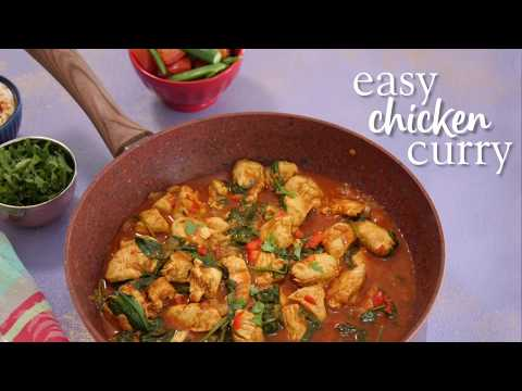 Slimming World Syn Free Easy Chicken Curry Recipe - FREE