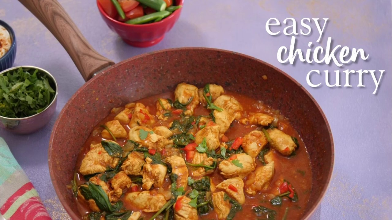 Slimming World Syn Free Easy Chicken Curry Recipe Free