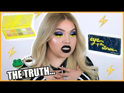 NEW KYLIE COSMETICS WEATHER COLLECTION REVIEW!