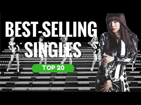 TOP 20 BEST-SELLING KPOP SINGLES EVER (girl groups only)
