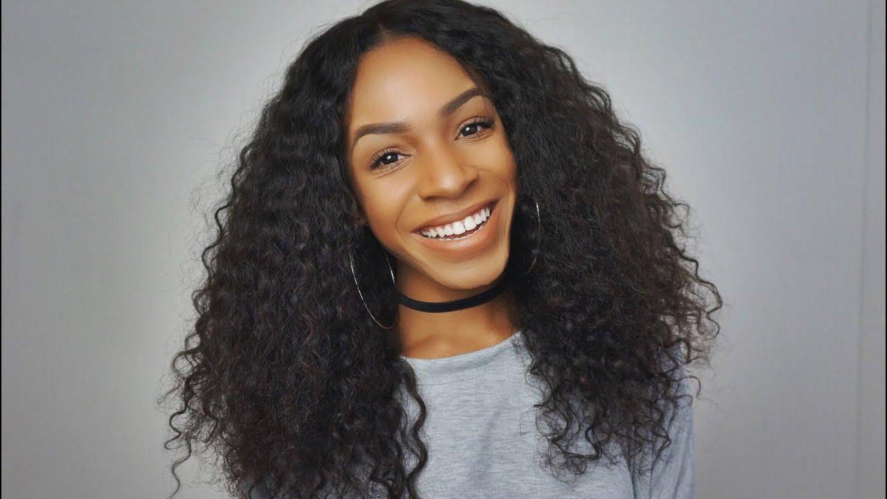 70s Inspired Curly Hair Wowafrican Virgin Brazilian Retro Loose