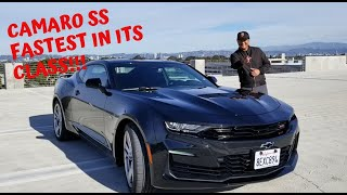 2019 Chevrolet Camaro SS I Loved it! You will too!  Full Review- Ran Ds Reviews