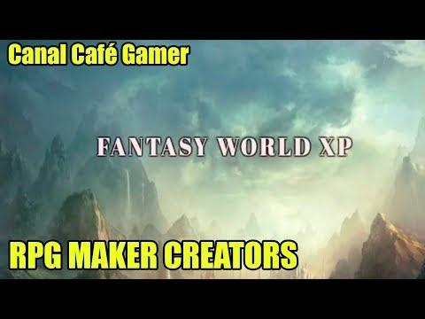 FANTASY WORLD XP |RPG MAKER CREATORS|