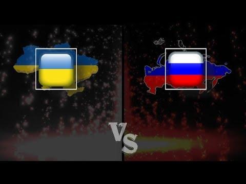 UKRAINE VS RUSSIA [EUROVISION 2008 - 2018]