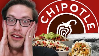 Keith Eats Everything At Chipotle
