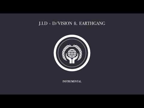 J.I.D - D/vision (Instrumental) ft. EARTHGANG