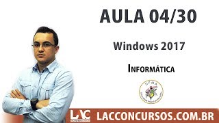 UFMA 2017 - Windows 7 - 04/30