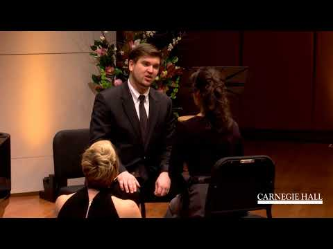 "Joyce DiDonato Master Class January 2016: Mozart's ""In diese"