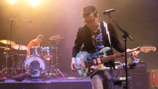 "Weezer - ""El Scorcho"" & ""Surf Wax America"" Live at The National, Richmond Va. 4/3/14, Songs #5-6"