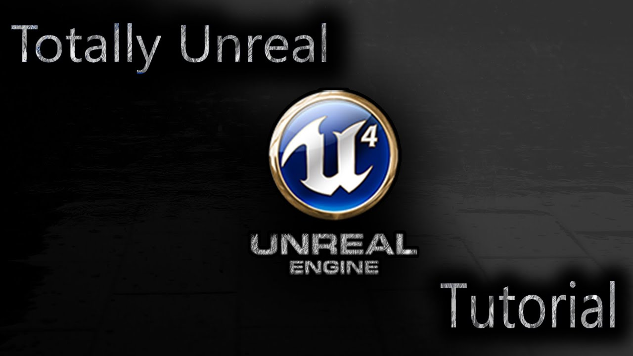 Unreal Engine 4 Tutorial : Displaying an image on-screen