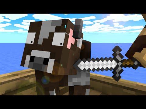 Cow Life - Craftronix Minecraft Animation
