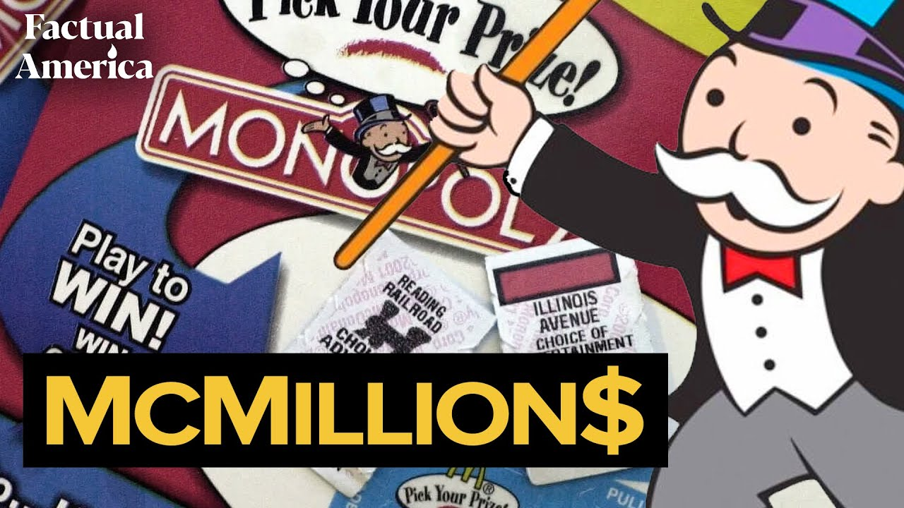 Download McMillion$: McDonald's Monopoly Fraud Revisited