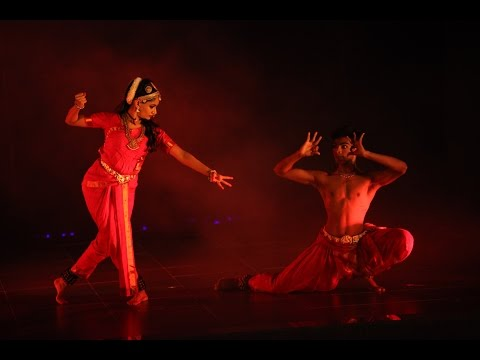 Durga Tharangam I Sandhya Raju and Gangadhar Venkat I Kuchipudi Duet I Indian Classical Dance