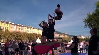 Fête du sport 2018 à Bastia