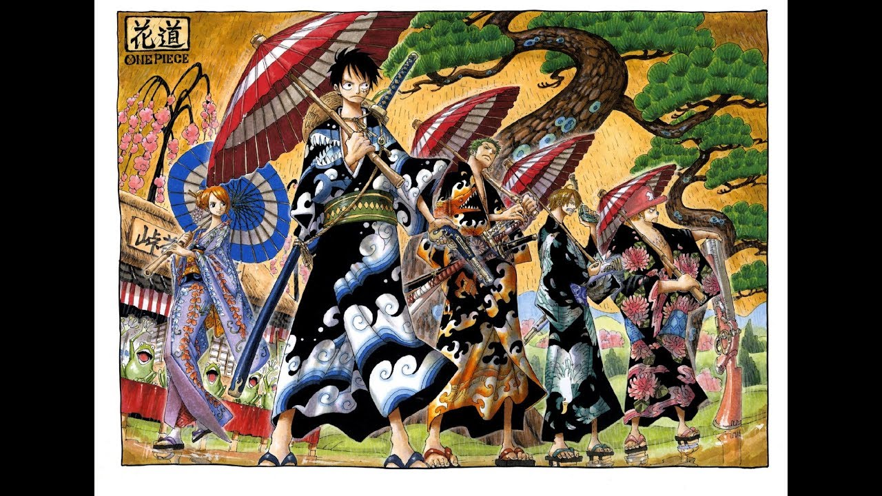 Zoro One Piece Wano Anime Top Wallpaper