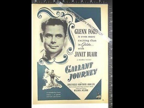 Download Gallant Journey (1946) - Glenn Ford & Janet Blair