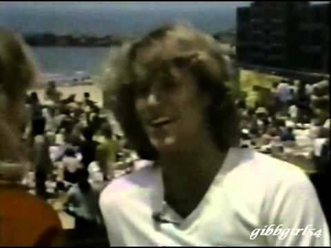 Andy Gibb    Interview