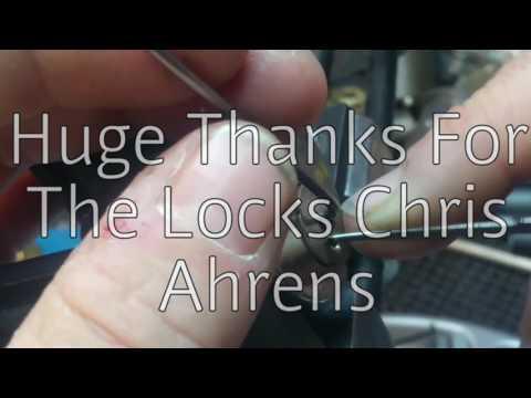 Взлом отмычками Sargent   (400) Sargent (6-pin) Keys 1990 spp