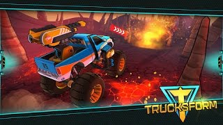 Trucksform 3D Gameplay Video