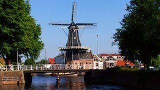 WALKING THE DUTCH COAST & AMSTERDAM DVD (Footloose Series) travel video
