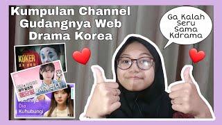 Download lagu REKOMENDASI CHANNEL YOUTUBE GUDANGNYA WEB DRAMA KOREA PART 1