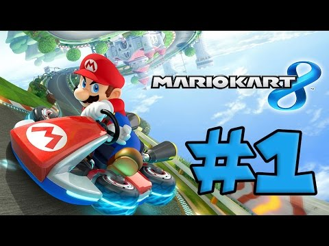 Mario Kart 8 - ONLINE БАТАЛИИ! #1