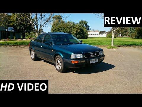 1994 AUDI 80 2.6E Review