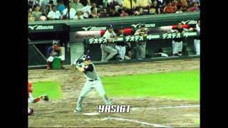 スロー動画で見るNPB主力選手ホームラン性の打球を生むスイング