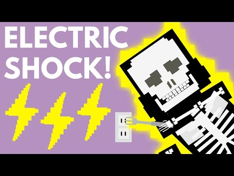 Thumbnail: What Really Happens To Your Body When You're Electrocuted?