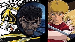 AH Anime News 2016 Berserker, Tiger Mask & Cobra The Animation