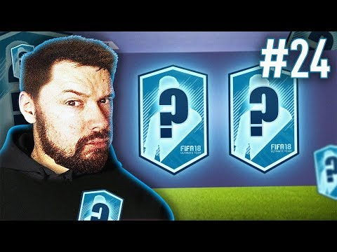 AWESOME DRAFT REWARDS! - #FIFA18 DRAFT TO GLORY #24