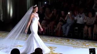 Desfile de Vestidos de Noiva da Nova Noiva 2016, coleo Pome
