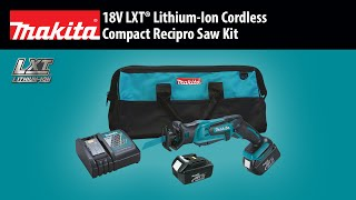 MAKITA 18V LXT® Compact Recipro Saw Thumbnail