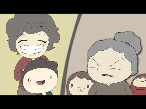 Whindersson nunes_ VÓ DE RICO E VÓ DE POBRE (Animação) Parte 1