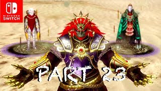 Hyrule Warriors Definitive Edition | PART 23 - Gerudo Desert - Walkthrough Gameplay | Switch