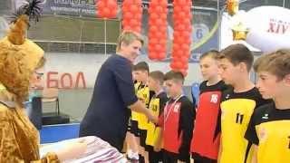 Юные саратовцы выиграли бронзу Международного детского фестиваля  по гандболу