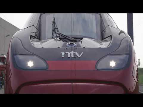 Italo EVO - Cabina di guida