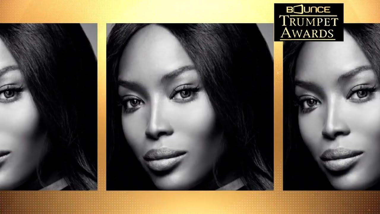 Naomi Campbell Receives the Vanguard Award | Trumpet Awards