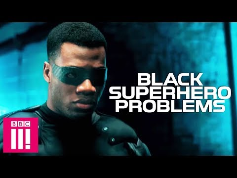 Black Superhero Problems | Famalam