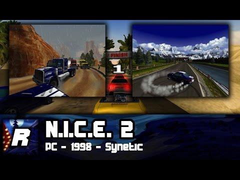 Let's Retro: N.I.C.E. 2 • Review/Gameplay 🎮😃