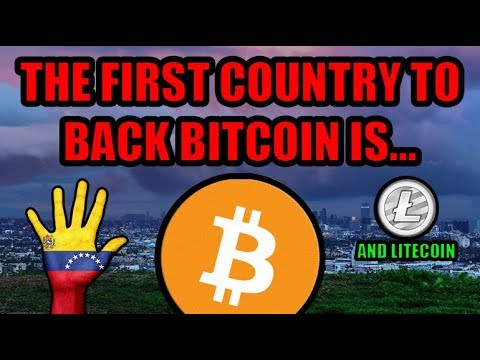 The First Country To Back Bitcoin Is…. Worldwide Adoption Imminent [Crypto News Market Analysis]
