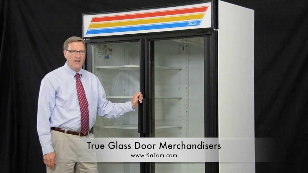 True Manufacturing Glass Door Merchandiser Overview