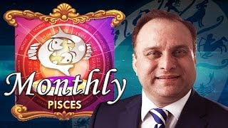 Pisces Monthly Horoscope For January 2014 (HINDI) | Prakash Astrologer