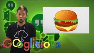 Google's fixing the hamburger emoji ASAP! Pixel 2 XL? Not a peep.